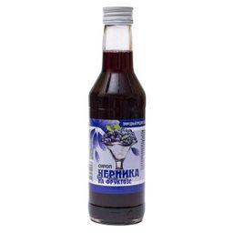 Сироп «Черника на фруктозе», жидкость для приема внутрь, 250 мл, 1 шт.