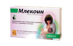 Млекоин, гранулы гомеопатические, 10 г, 1 шт.