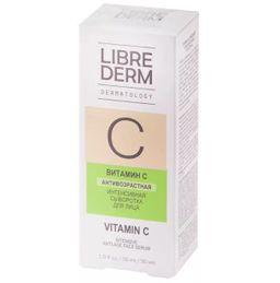 Librederm Витамин C Интенсивная антивозрастная сыворотка, сыворотка, 30 мл, 1 шт.