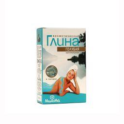 Глина косметическая голубая, порошок для приготовления суспензии для наружного применения, для нормальной кожи, 100 г, 1 шт.