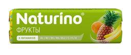 Натурино пастилки с витаминами и натуральным соком, 4.2 г, пастилки, фруктовые, 8 шт.
