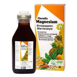 Флорадикс Магнезиум, жидкость для приема внутрь, 250 мл, 1 шт.