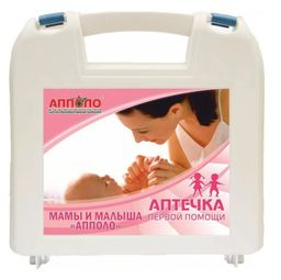 Аптечка матери и ребенка, 1 шт.