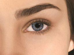 Alcon Air Optix Colors цветные контактные линзы, -0,00 D, Sterling Grey, 2 шт.