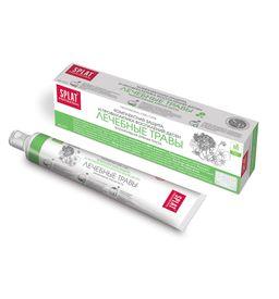 Splat Professional Зубная паста Лечебные травы, с фтором, паста зубная, 40 мл, 1 шт.