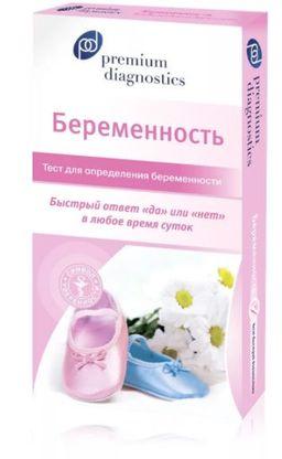 Premium diagnostics Тест на беременность, 1 шт.