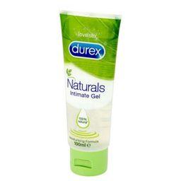 Гель-смазка Durex Naturals, гель, 100 мл, 1 шт.