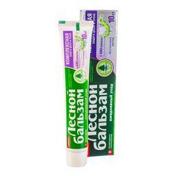 Лесной бальзам Зубная паста с биогранулами, паста зубная, 75 мл, 1 шт.