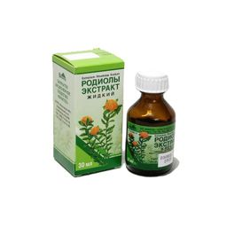 Родиолы экстракт жидкий, экстракт жидкий для приема внутрь, 30 мл, 1 шт.