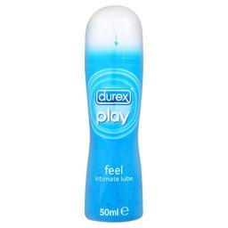 Гель-смазка Durex Play Feel, гель, 50 мл, 1 шт.
