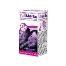 Фулл Маркс средство педикулицидное, раствор для наружного применения, 100 мл, 1 шт.