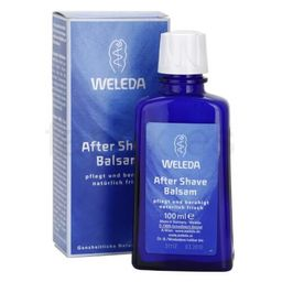 Weleda Бальзам после бритья, бальзам для лица и тела, 100 мл, 1 шт.