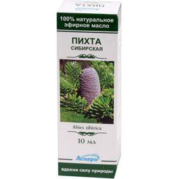 Масло эфирное Пихта сибирская, масло эфирное, 10 мл, 1 шт.