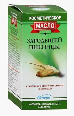 Масло Зародышей пшеницы, масло косметическое, 30 мл, 1 шт.