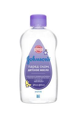 Johnsons Baby Детское масло Перед сном, масло для детей, 200 мл, 1 шт.
