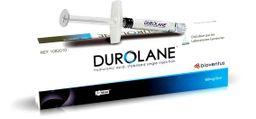 Дьюралан вязкоупругий, 60 мг/3мл, имплантат для внутрисуставных инъекций, 3 мл, 1 шт.