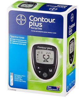 Глюкометр Contour Plus, 1 шт.